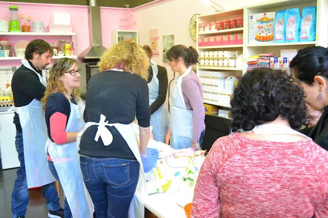 Talleres de cocina y pastelería en Sugar Palace