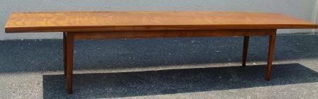 "Nicole Wood Interiors: Mid Century Long ""Drexel"" Bench ..."