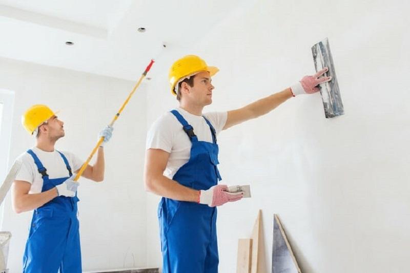 Stucco Ceiling Repairs
