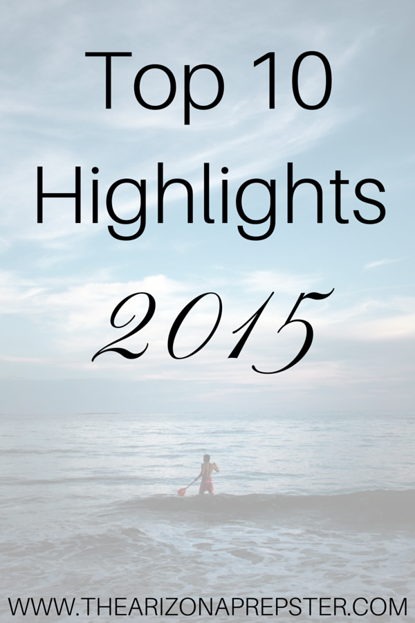 2015 Top 10 Highlights