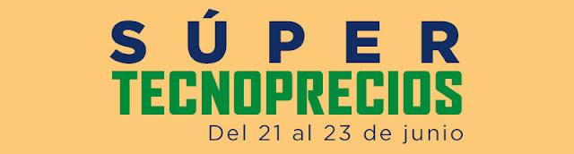 Top 25 ofertas Super Tecnoprecios El Corte Inglés