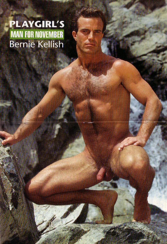 Playgirl ronnie kroell naked are not
