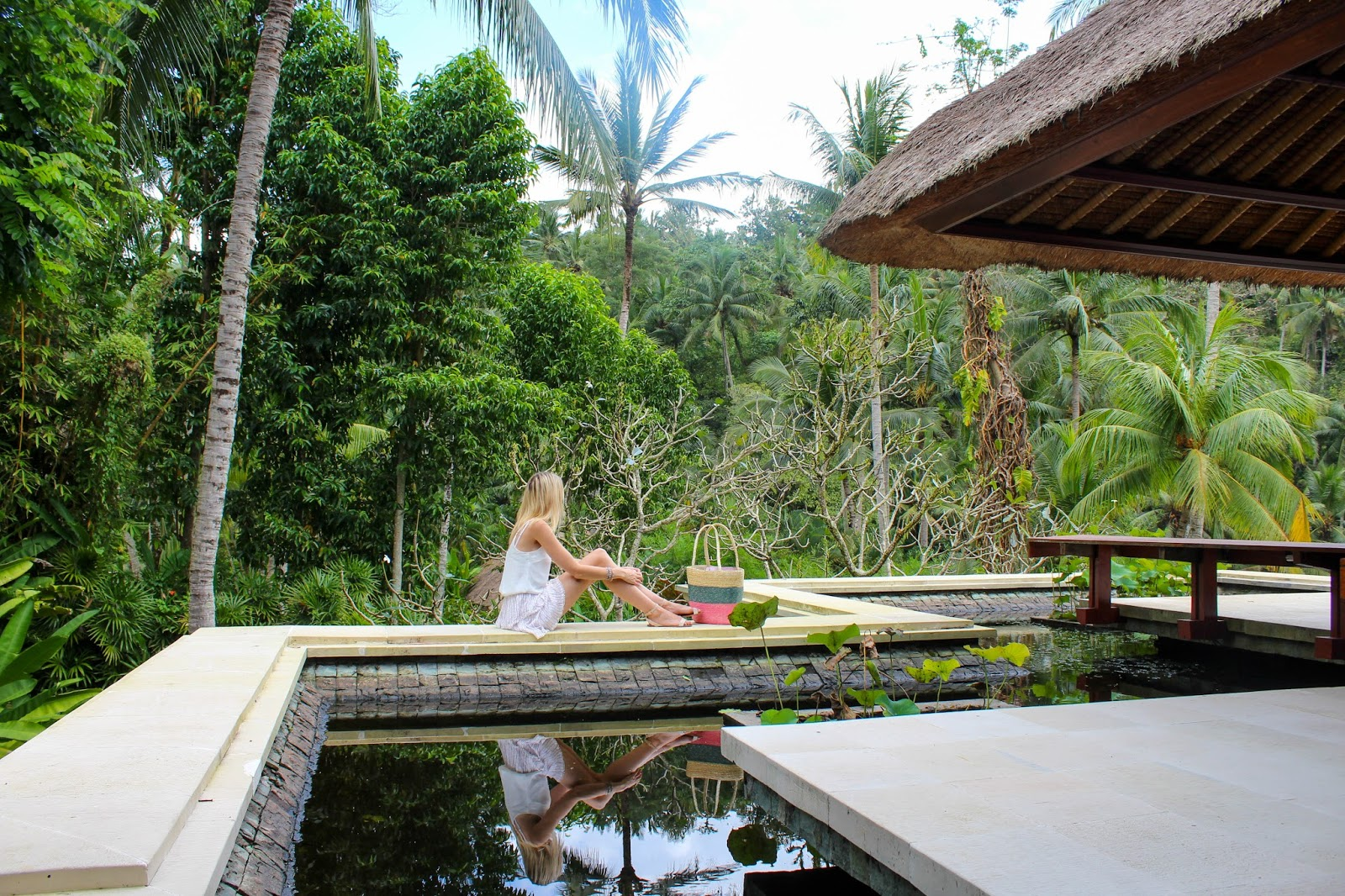 Four Seasons at Sayan: A Luxury Retreat in Bali