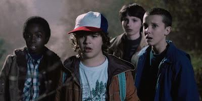 Los niños de Stranger Things, en busca de su amigo desaparecido
