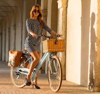 casadei biciclasica retro vintage con 21 velocidades