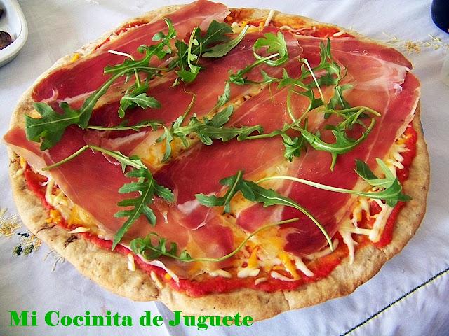 Pizza Parmabella