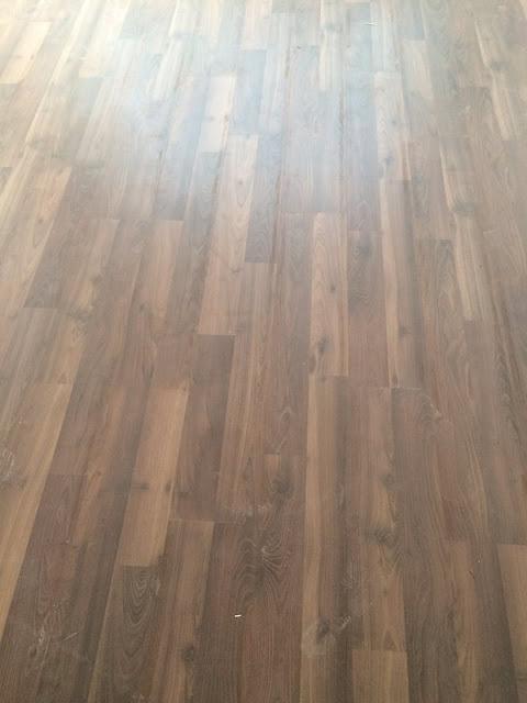Nội thất sàn gỗ tại Goldmark City