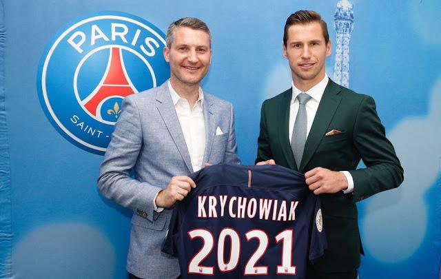 OFICIAL: Krychowiak é o novo reforço do PSG