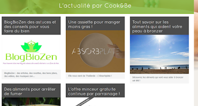 BlogBioZen sur Cook & Be