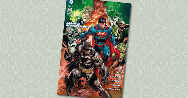 batman superman panini cover