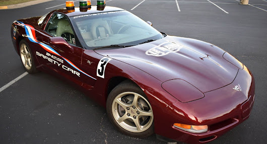 Let This Rare Corvette Safety Car Serve You As It Did At Le Mans