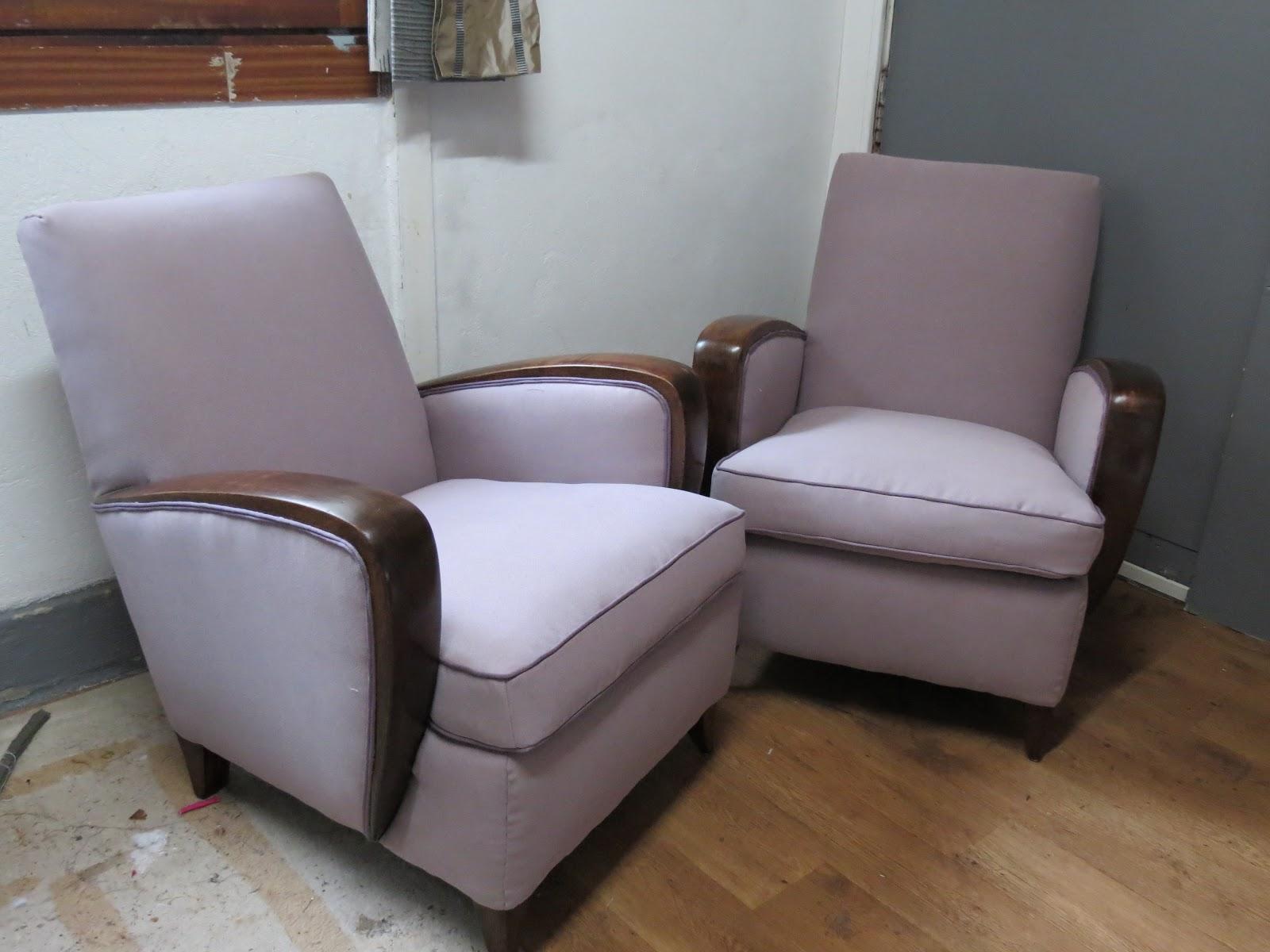 un fauteuil dans la cour fauteuils ann es 30. Black Bedroom Furniture Sets. Home Design Ideas