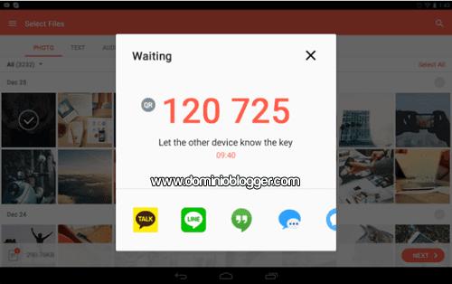 Envia archivos desde tu telefono facil y rapido con Send Anywhere