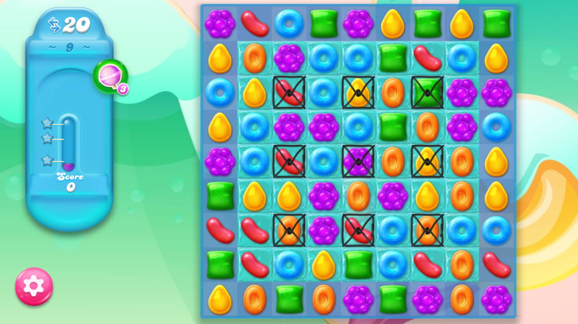 Candy Crush Jelly Saga 9