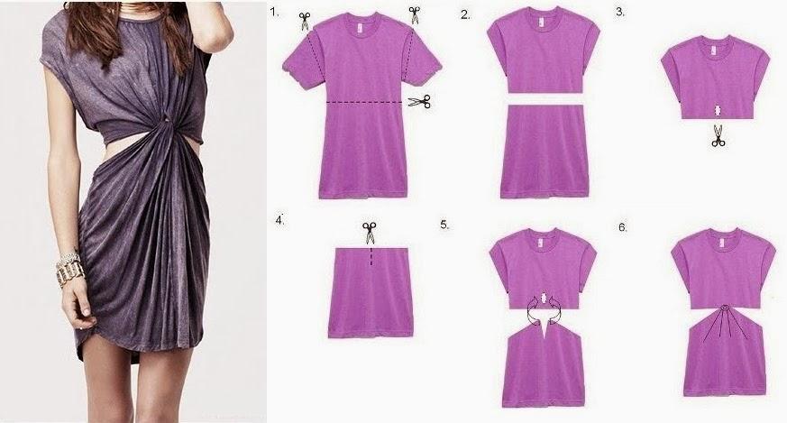 Como hacer un vestido corto para mujer