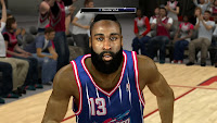 NBA 2K14 James Harden Next-Gen Graphics