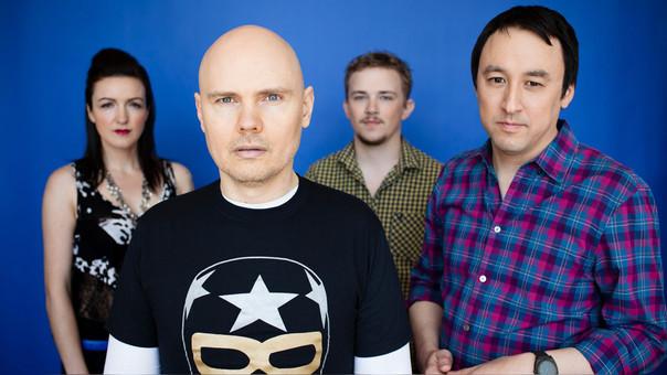 Escucha lo nuevo de The Smashing Pumpkins.