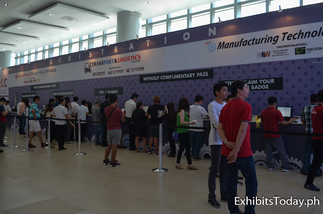 Manufacturing Technology World, Pack Print Plas Philippines and Transport & Logistics