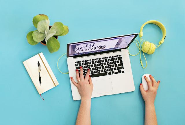 Tips Untuk Memulai Blogging dari Arlina Design
