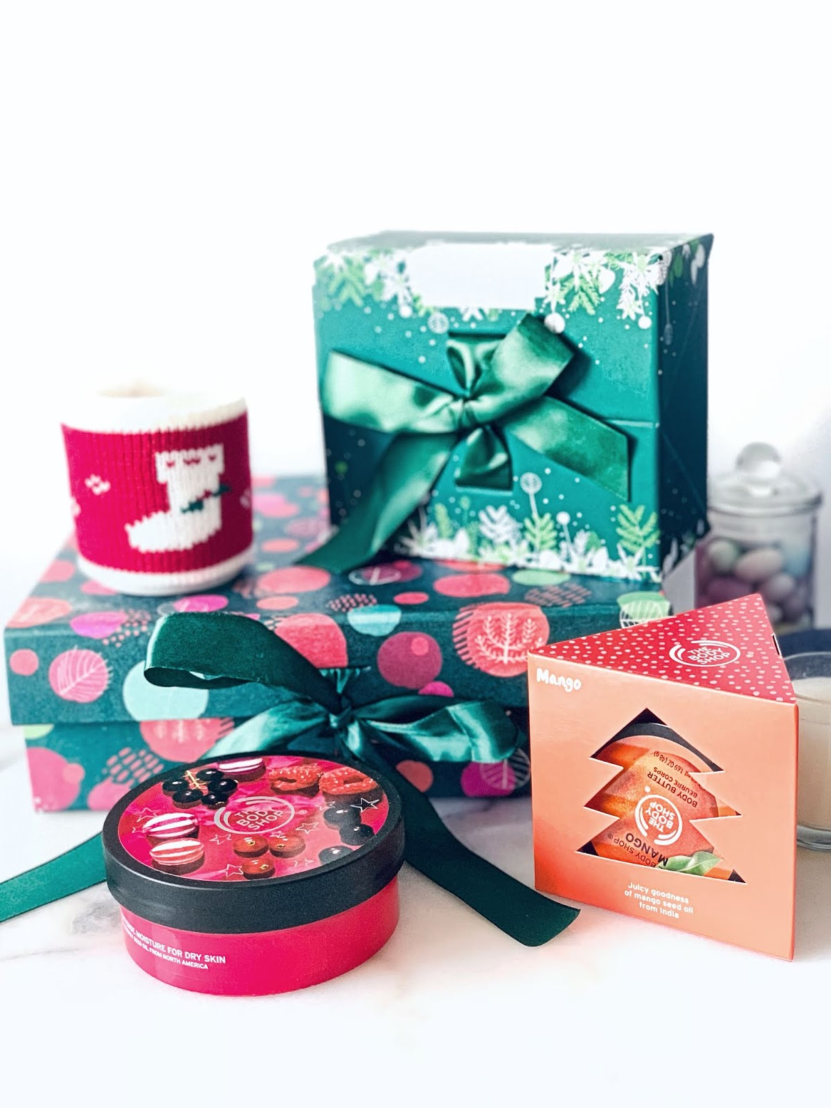 Christmas Gift Sets Body Shop.L I V I A Share The Joy Of Christmas With The Latest Gift