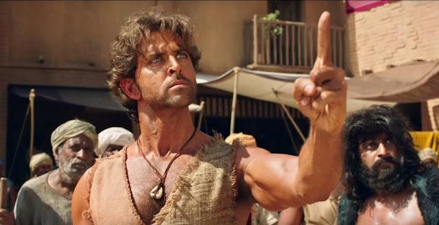 Hrithik Roshan Aggressive Role in Mohenjo Daro Movie - Wallpaper