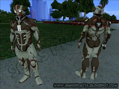 GTA SA - Skin Ezekiel Stane From Iron-Man 3 The Game