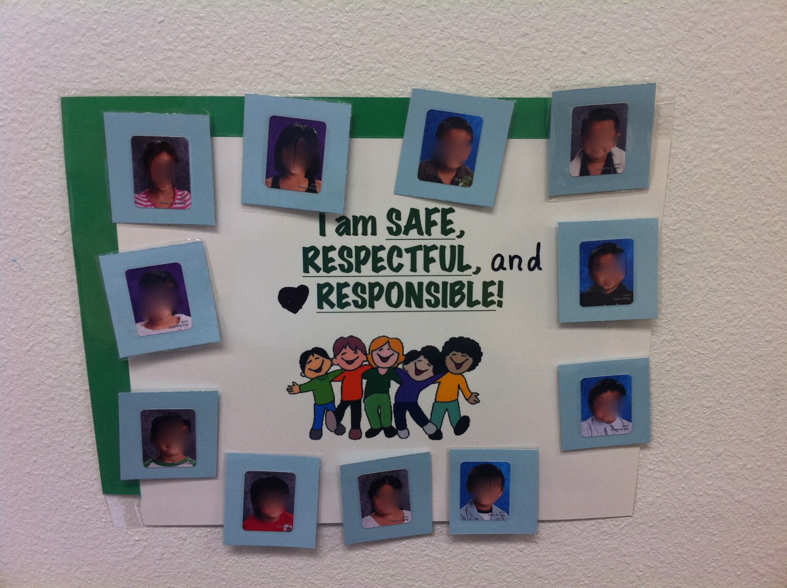 Kinderpond Safe Respectful And Responsible