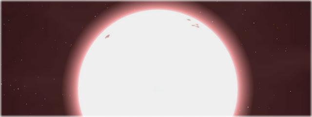 sinais de radio vindo da estrela Ross 128