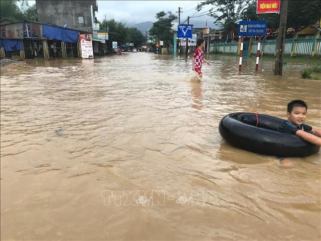 Quảng Ngãi kiến nghị hỗ trợ 200 tỷ đồng khắc phục hậu quả thiên tai