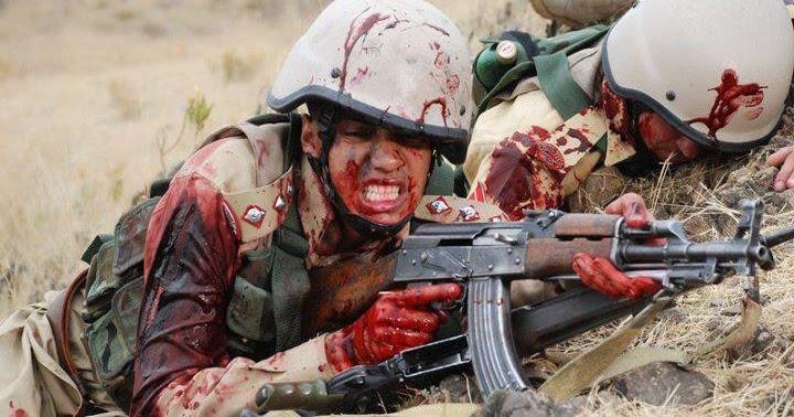 Killing Girls Wallpaper Pakistani Brave Soldiers Injured Wallpaper Background
