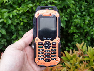 GPlus X G10 Rugged Phone IP67 Certified Waterproof Dustproof Shockproof