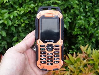 GPlus X G10 Rugged Phone IP67 Certified Waterproof Dustproof Shockproof