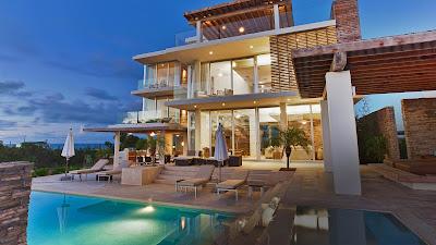 แบบบ้านพักตากอากาศ