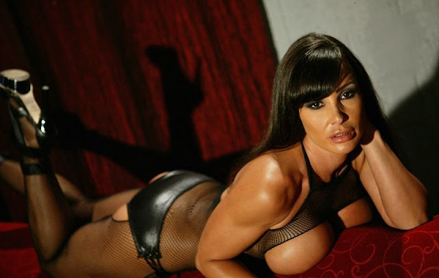 Lisa Ann - Ep-3 - Queen Of Lust