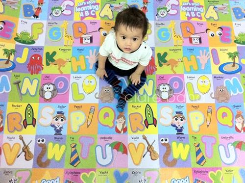 Anggun Comel New Stock Tikar Evamatic For Your Baby