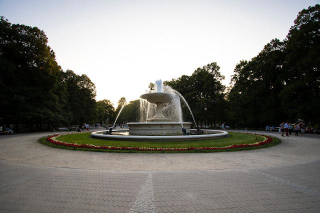 Giardini sassoni-Varsavia