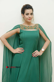 Diksha Panth Latest Pictures in Green Dress at Banti Poola Janaki Audio Function ~ Bollywood and South Indian Cinema Actress Exclusive Picture Galleries