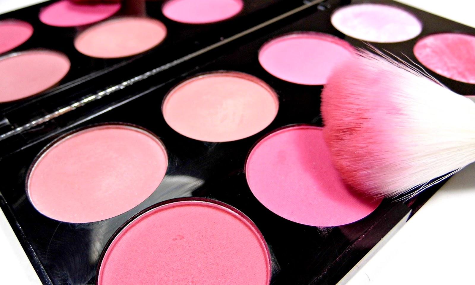 Makeup revolution blush