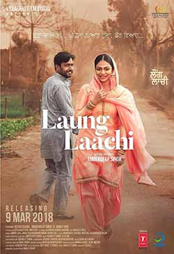 Laung Laachi 2018 Punjabi Full Movie HDTV 720p at movies500.info