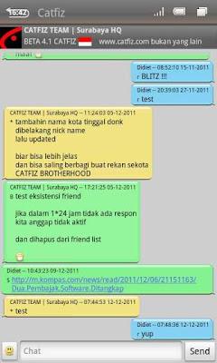 Catfiz Bbm Nya Android 9