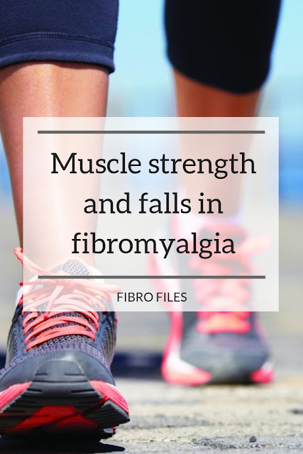 falls and fibromyalgia