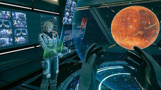 PlayStation VR sci fi games