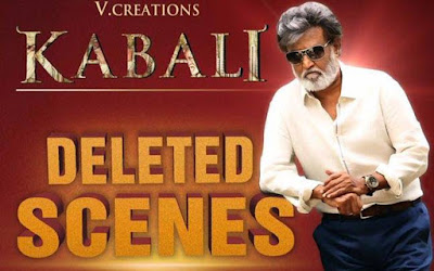 Kabali Deleted Scences