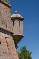 Fort du Larmont inférieur — Guérite.