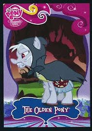 My Little Pony The Olden Pony Series 2 Trading Card