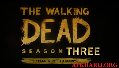 The Walking Dead: Season 3 Mod Apk+Data Obb For Android