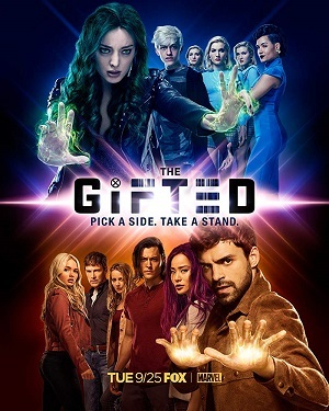 The Gifted - 2ª Temporada Legendada Séries Torrent Download capa