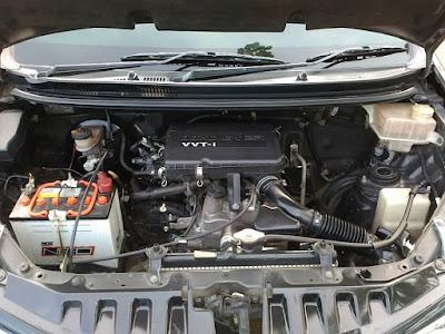 Dijual Mobil Bekas Daihatsu Xenia R Duluxe 1.300cc Dohc vvti