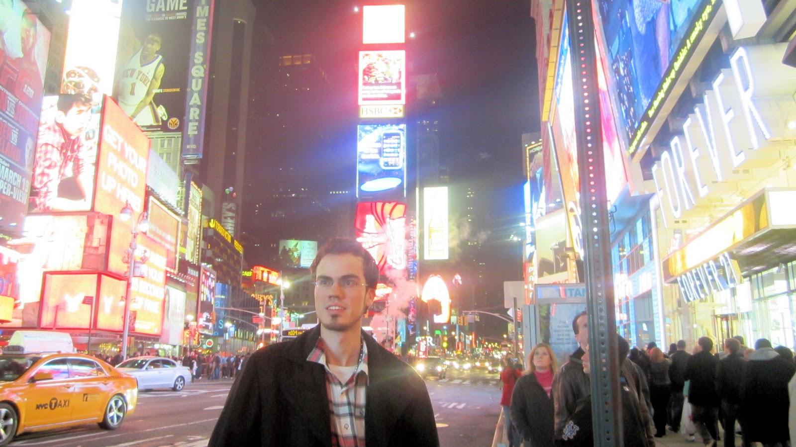 weihnachten 2011 in new york times square der meistbesuchte ort der welt. Black Bedroom Furniture Sets. Home Design Ideas