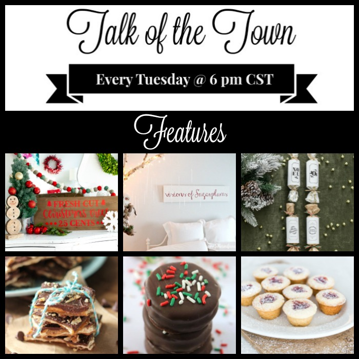 Talk Of The Town Party 150 Features